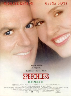 Speechless - Movie Poster (thumbnail)