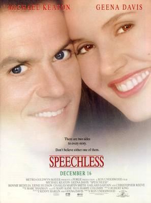 Speechless - Movie Poster (thumbnail)