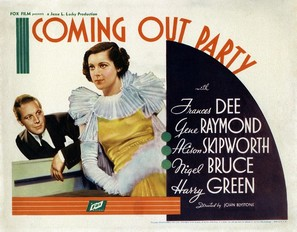 Coming-Out Party - Movie Poster (thumbnail)