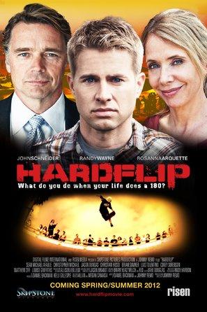 Hardflip - Movie Poster (thumbnail)