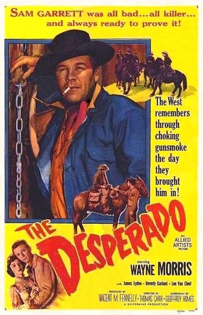 The Desperado - Movie Poster (thumbnail)