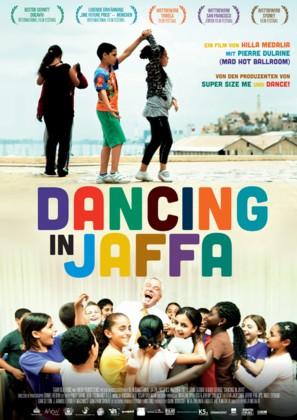 Dancing in Jaffa - German Movie Poster (thumbnail)