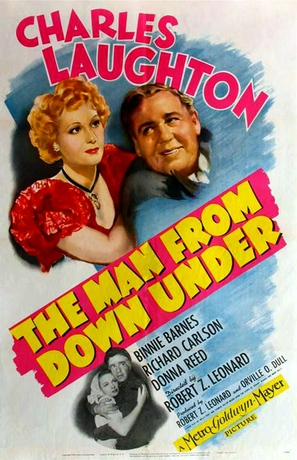 The Man from Down Under - Movie Poster (thumbnail)