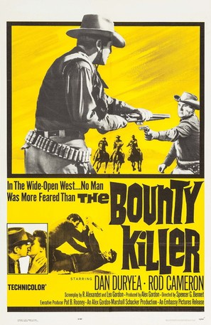 The Bounty Killer - Movie Poster (thumbnail)