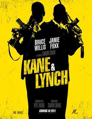 Kane & Lynch - Movie Poster (thumbnail)