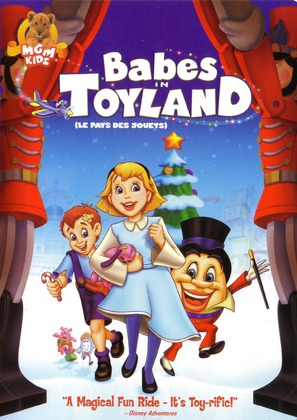 Babes in Toyland - Canadian DVD cover (thumbnail)
