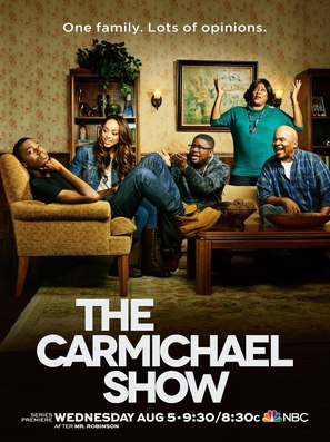 """The Carmichael Show"" - Movie Poster (thumbnail)"