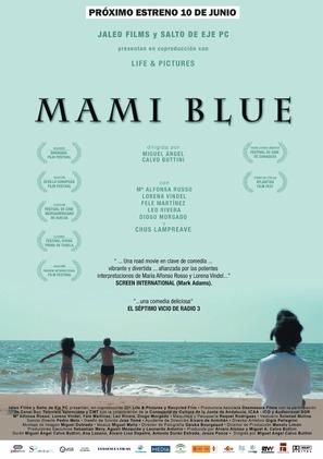 Mami Blue - Spanish Movie Poster (thumbnail)
