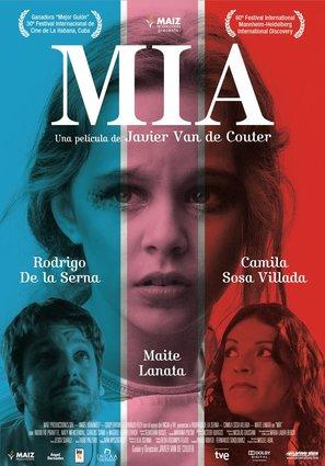 Mía - Argentinian Movie Poster (thumbnail)