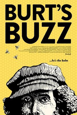 Burt's Buzz - Movie Poster (thumbnail)