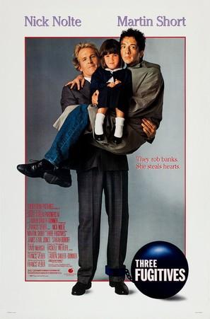 Three Fugitives - Movie Poster (thumbnail)