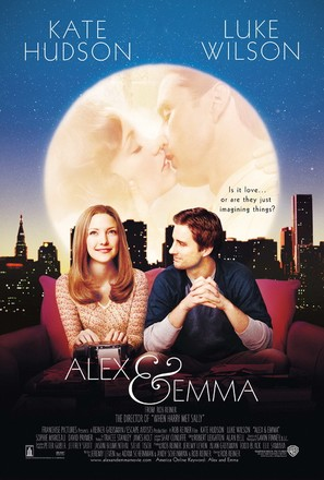 Alex & Emma - Movie Poster (thumbnail)