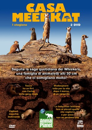 """Meerkat Manor"" - Italian Movie Cover (thumbnail)"