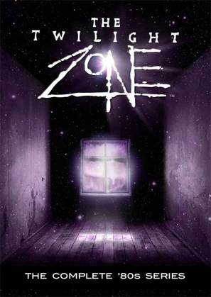 """""""The Twilight Zone"""" - DVD movie cover (thumbnail)"""