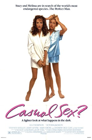 Casual Sex? - Movie Poster (thumbnail)