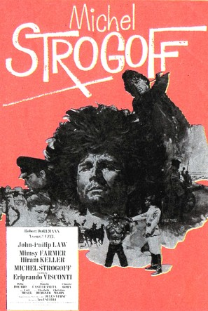 Strogoff - French Movie Poster (thumbnail)