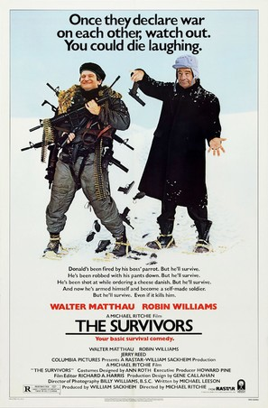 The Survivors - Movie Poster (thumbnail)
