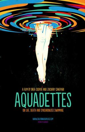 Aquadettes - Movie Poster (thumbnail)