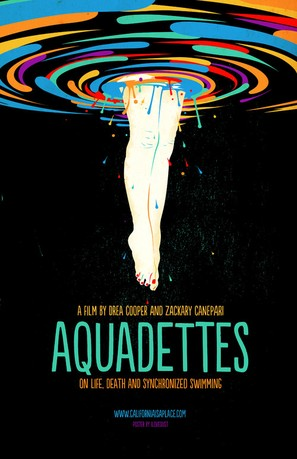 Aquadettes - Movie Poster (thumbnail)