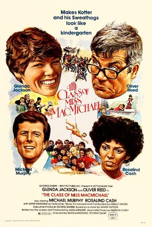 The Class of Miss MacMichael - Movie Poster (thumbnail)