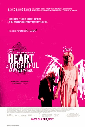 The Heart Is Deceitful Above All Things - Movie Poster (thumbnail)