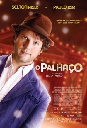 O Palhaço - Brazilian Movie Poster (thumbnail)