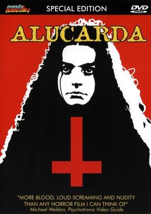 Alucarda, la hija de las tinieblas - DVD movie cover (thumbnail)
