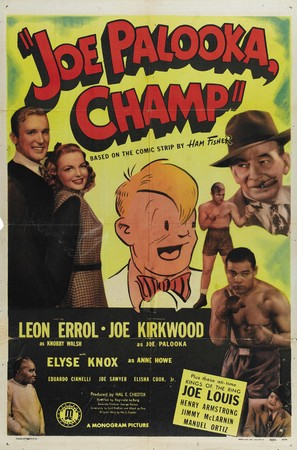 Joe Palooka, Champ - Movie Poster (thumbnail)