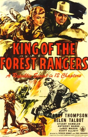 King of the Forest Rangers