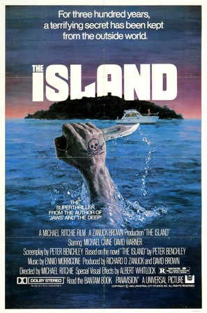 The Island - Movie Poster (thumbnail)