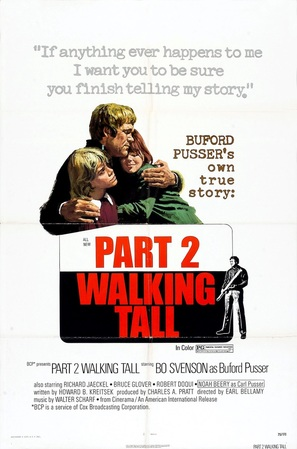 Part 2 Walking Tall - Theatrical poster (thumbnail)