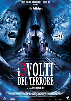 I tre volti del terrore - Italian Movie Poster (thumbnail)