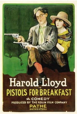 Pistols for Breakfast - Movie Poster (thumbnail)