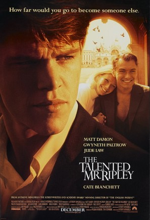 The Talented Mr. Ripley - Movie Poster (thumbnail)