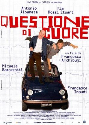 Questione di cuore, Una - Italian Movie Poster (thumbnail)