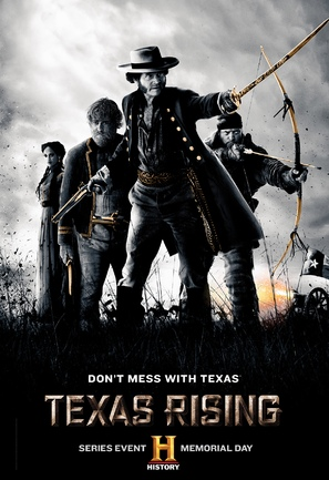 Texas Rising - Movie Poster (thumbnail)