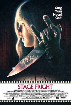 Stage Fright - Movie Poster (thumbnail)