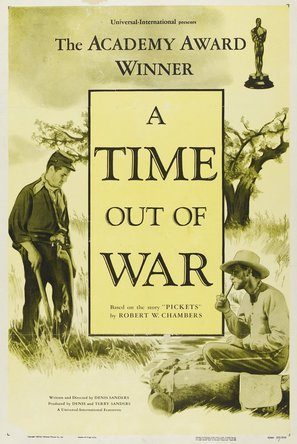 A Time Out of War - Re-release movie poster (thumbnail)