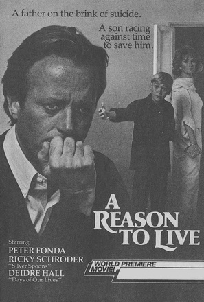 A Reason to Live - Movie Poster (thumbnail)
