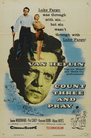 Count Three and Pray - Movie Poster (thumbnail)