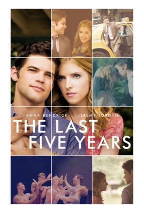 The Last 5 Years - Movie Poster (thumbnail)