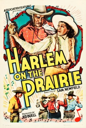 Harlem on the Prairie - Movie Poster (thumbnail)