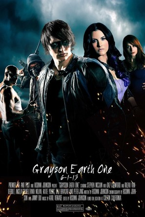 """Grayson: Earth One"" - Movie Poster (thumbnail)"