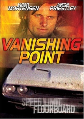 Vanishing Point - DVD movie cover (thumbnail)