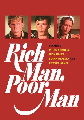 """Rich Man, Poor Man"" - DVD movie cover (thumbnail)"