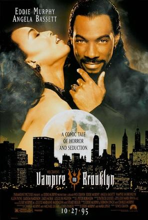 Vampire In Brooklyn - Movie Poster (thumbnail)