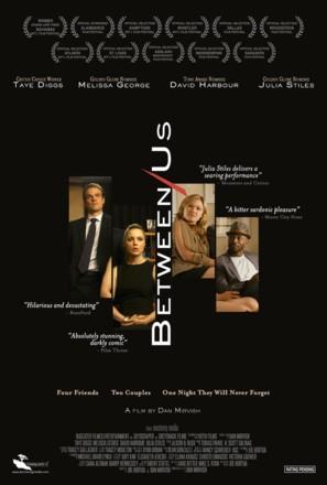 Between Us - Movie Poster (thumbnail)