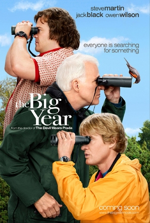 The Big Year - Movie Poster (thumbnail)