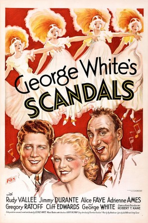 George White's Scandals - Movie Poster (thumbnail)