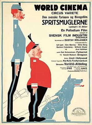 Polis Paulus' påskasmäll - Danish Movie Poster (thumbnail)